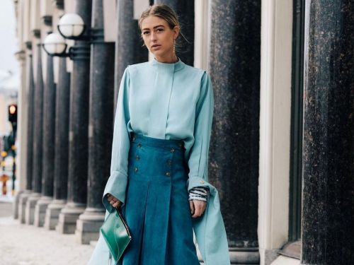 The Best Suede Skirts to Shop Now