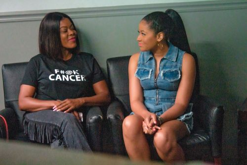 Golden Brooks sheds light on breast cancer in 'A Long Look in the Mirror'