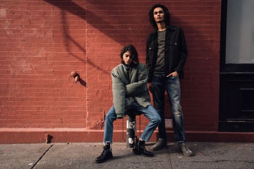 Hudson Jeans Incorporates Workwear Elements for Its Fall/Winter 2017 Denim Collection
