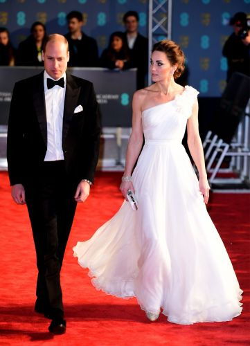 Every Single Baftas Red Carpet Look You Need to See
