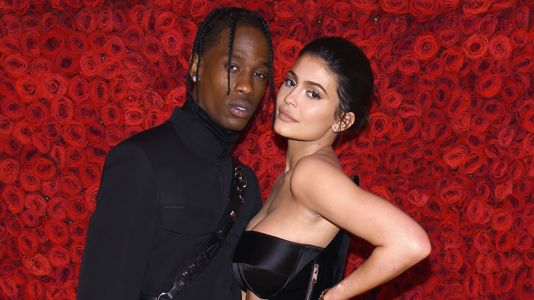 Kylie Jenner Shares Sweet Snaps of Travis Scott Holding Their Daughter Stormi: 'We Love You'