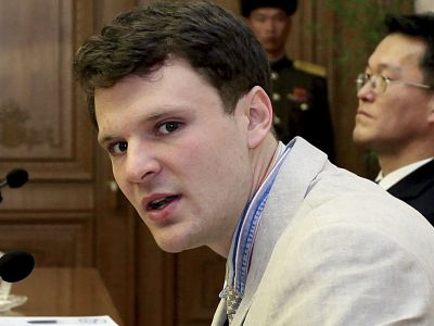 N. Korean Prisoner Otto Warmbier Dead at 22