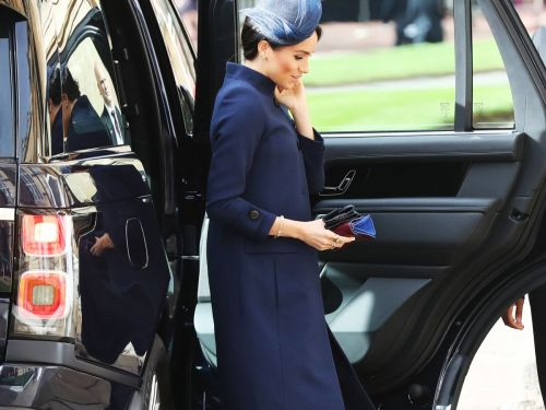 16 Meghan Markle-Inspired Coats To Buy This Winter - Pregnant Or Not