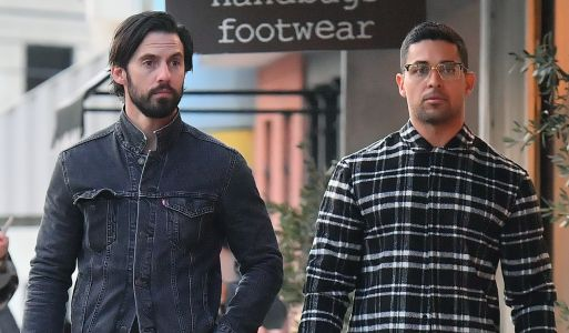 Wilmer Valderrama And His Bud Milo Ventimiglia Have A Bro Date - And Hold Up, They're Friends?!