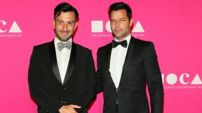Ricky Martin Reveals The One Thing He Must Do For His 'Massive' Wedding