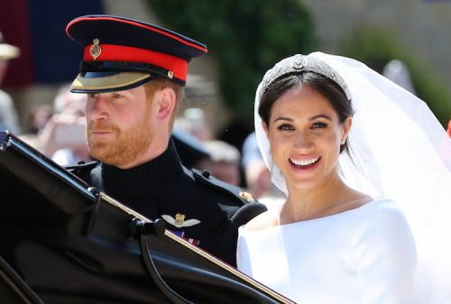 Meghan Markle and Prince Harry's Wedding Kiss Will Make You Swoon - See Photos of the Big Moment