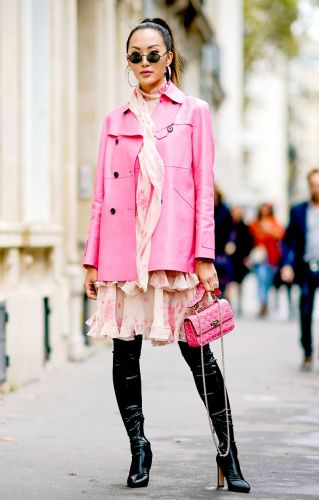 26 Street Style-Approved Ways to Wear Pink