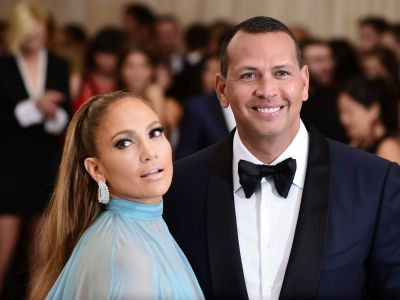 Jennifer Lopez's Twins Bond With A.Rod, Melt Our Hearts