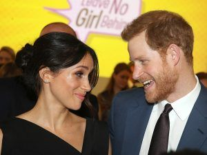 Is This Why Meghan Markle Went Against 'Royal Advice' And Wore All Black?