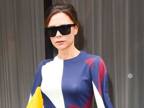It Can Be Done: Victoria Beckham Designed Comfy Party Shoes