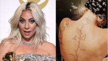 Blame Lady Gaga's Botched Musical Tattoo On 'Too Many Tequilas'