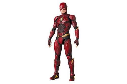Flash From 'Justice League' Gets a Premium Medicom Toy Figurine
