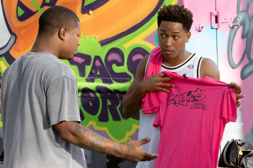 'The Chi' star Jacob Latimore gets 'real' on screen and in music