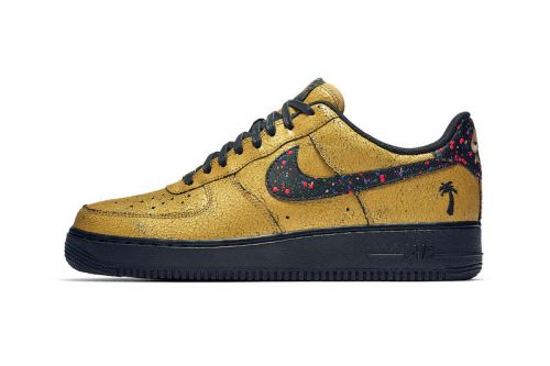 """Nike Celebrates Caribbean Culture With the Air Force 1 Low """"Caribana"""""""