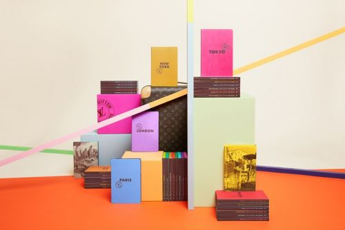 Louis Vuitton Unveils Latest 'City Guides' & 'Fashion Eye' Books