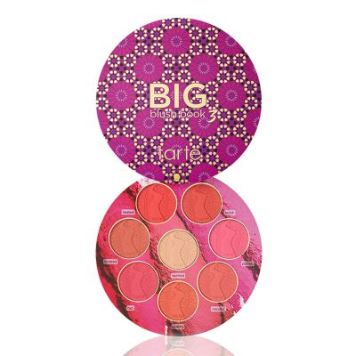 Tarte Big Blush Book Volume III Now Available!