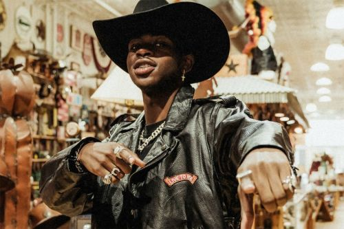 Lil Nas X & His Cowboy Hat Are 'Time' Magazine's Latest Cover Stars