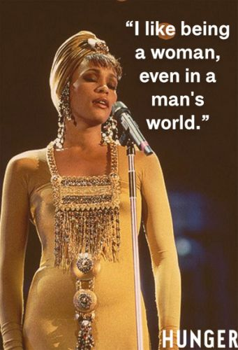 """""""When you believe"""": Celebrating Whitney Houston with her most inspiring quotes"""