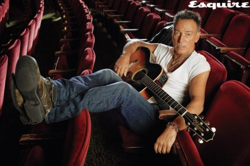 Bruce Springsteen Covers Esquire, Talks 'Springsteen on Broadway'