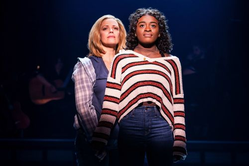 'Jagged Little Pill' Broadway review: An uneven Alanis Morissette show
