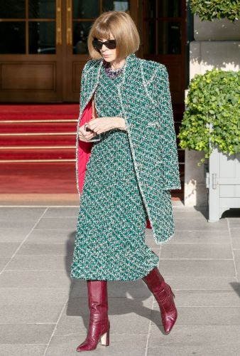 The Only Boot Trend That Matters, According to Anna Wintour