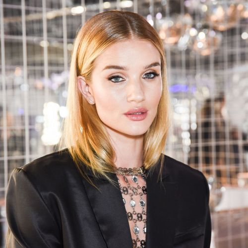 Rosie Huntington-Whiteley Just Shared Her Capsule Airport Beauty Kit With Us