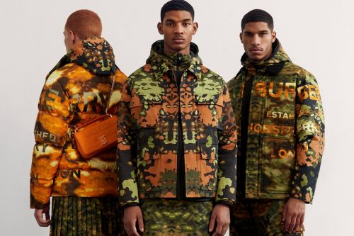 Burberry's FW21 Pre-Collection Lookbook is a Lesson in Outerwear