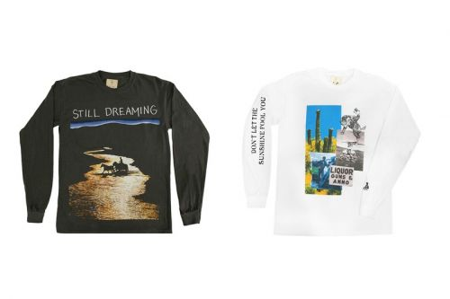 Matt McCormick's Americana Artworks Adorn One of These Days' SS19 Capsule