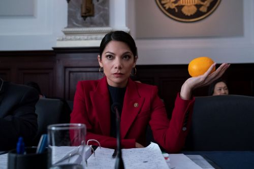 AOC parodied on Steve Carell's new Netflix show 'Space Force'