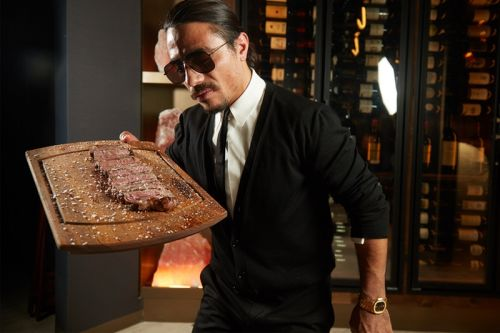 Salt Bae May Be Going Public