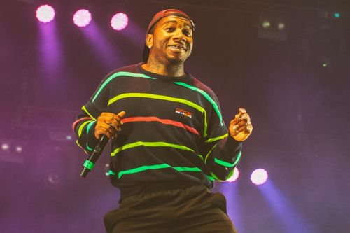 Lil B Attacked by A Boogie and PnB Rock at Rolling Loud Festival
