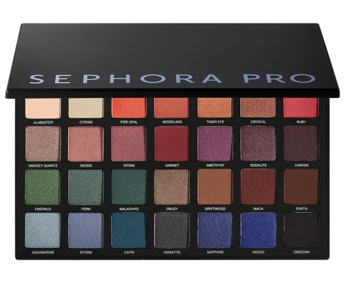 Sephora Smokey Jewels PRO Palette Now Available