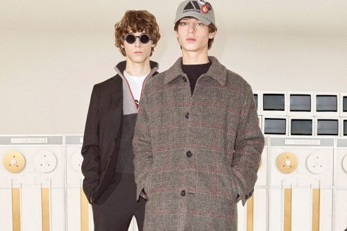 Maison Kitsuné Delivers Contemporary Parisian Luxury for Fall/Winter 2018 Lookbook