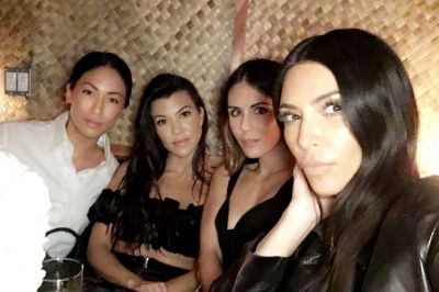 KKW Beauty Creme Contour Highlight Kit + Contouring Tips From Kim