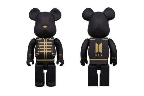 K-Pop Group BTS Teams up With Medicom Toy for New BE RBRICK