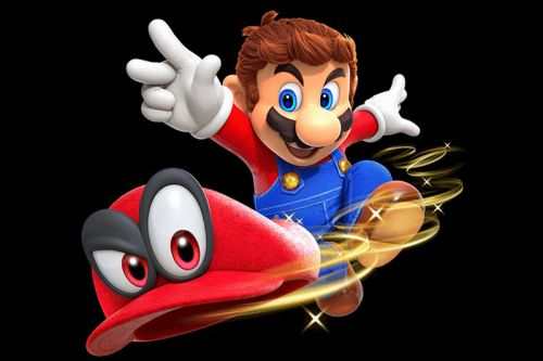 'Super Mario Odyssey' Is Being Hacked to Include Porn