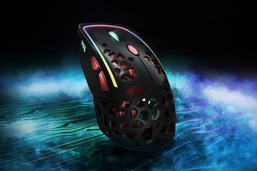 Say Goodbye to Sweaty Palms With the Zephyr Gaming Mouse