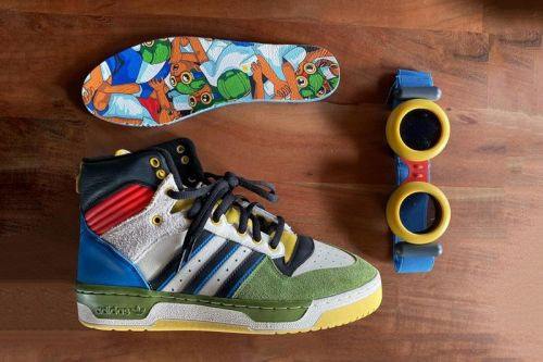 Hebru Brantley Teams with adidas Originals and Billionaire Boys Club for Art Basel-Exclusive Product
