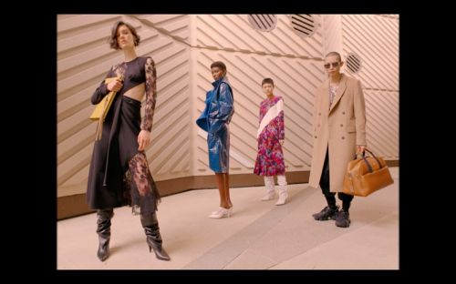 Givenchy throws it back to the 70s in new short film