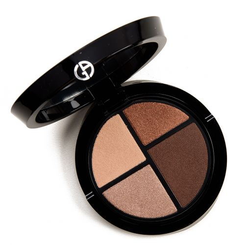 Giorgio Armani Avant-Premiere (02) Eye Quattro Eyeshadow Palette Review & Swatches