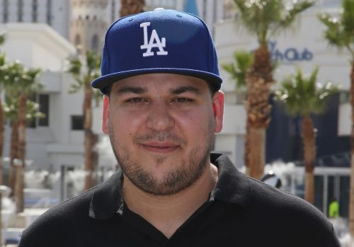 Wait, Holy Crap, Did Rob Kardashian Lose A Ton Of Weight While None Of Us Were Looking?