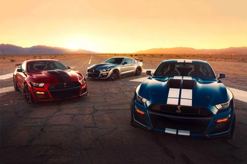 Ford Unveils Its Most Powerful Street-Legal Mustang, the 2020 Shelby GT500