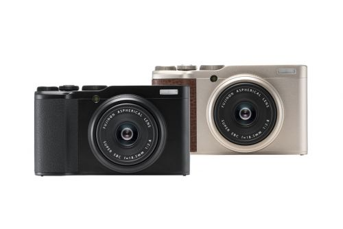 Fujifilm Reveals Lightweight XF10 Compact Camera