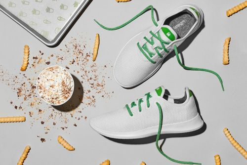 Shake Shack Teams up With Allbirds on a Limited-Edition Sneaker