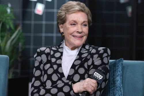 Julie Andrews: Watching husband Blake Edwards direct orgy scene was 'sweet'