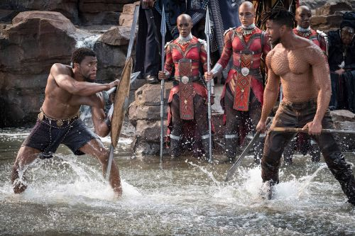 'Black Panther' sequel set to hit theaters in 2022