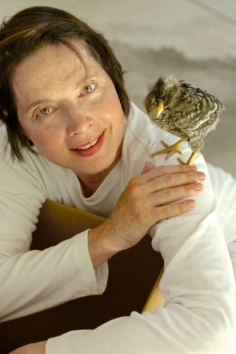Isabella Rossellini on Why Chickens Make the Best Pets