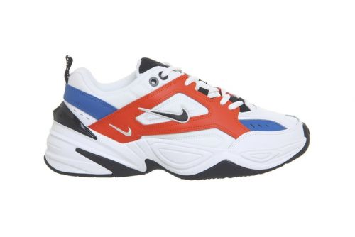 """The Nike M2K Tekno in """"Summit/Team Orange"""" Is Available Now"""