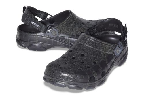 PLEASURES and Crocs Reconnect for a All-Terrain Clog and Classic Slide Release