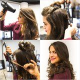 How to Get Victoria's Secret Bombshell Waves IRL